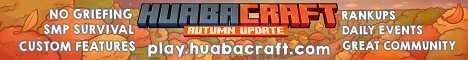 HuabaCraft- Survival